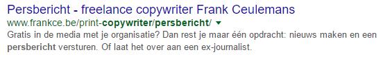webteksten schrijven